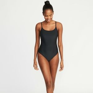 Old Navy Scoop-Neck One Piece Swimsuit